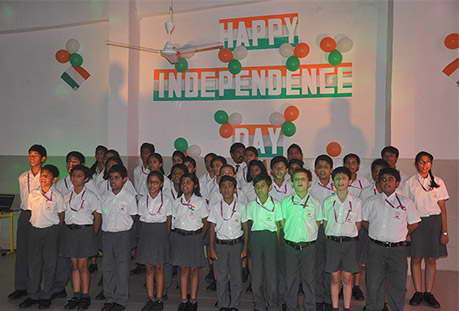 INDEPENDENCE DAY CELEBRATION 2014