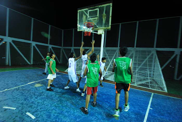 Co-Curricular Sports