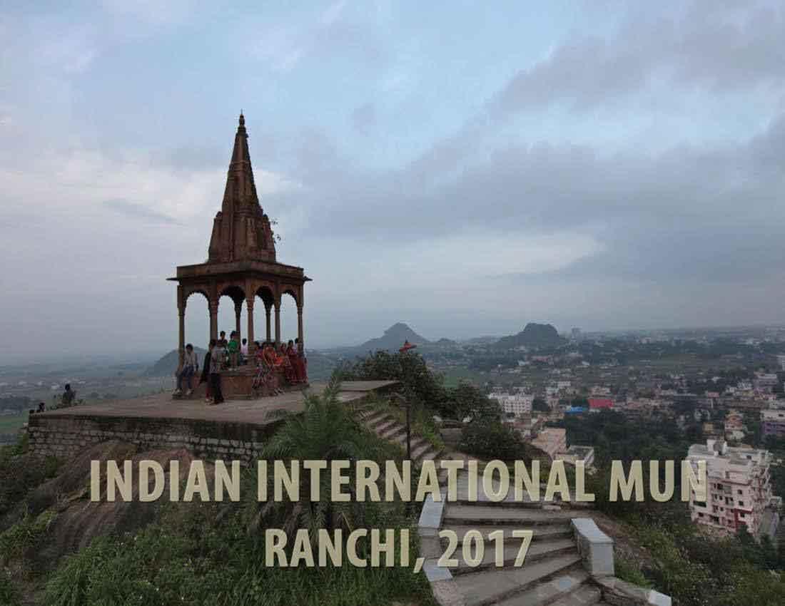KIIT International Model United Nations (MUN) 2018 [Sep 28-30, Bhubaneswar]: Registrations Open